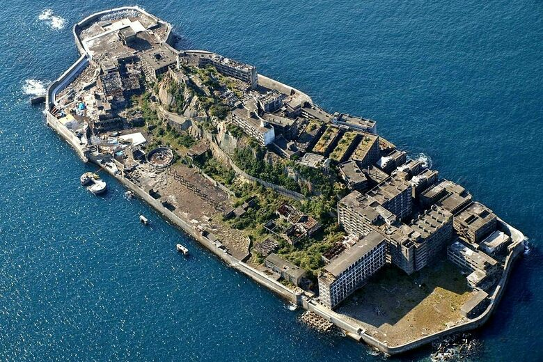 The Incredible Ruins of 12 Abandoned Islands - Atlas Obscura