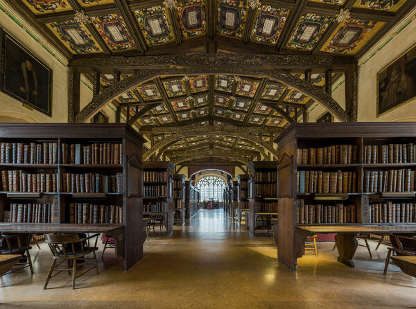 Get Lost in the Stacks of These 10 Beautiful University Libraries