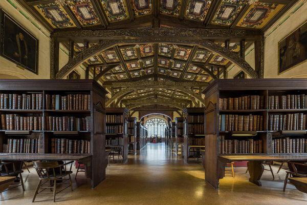 Secret Libraries of London - Atlas Obscura