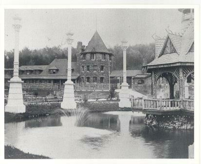 The Chautauqua grounds in 1891