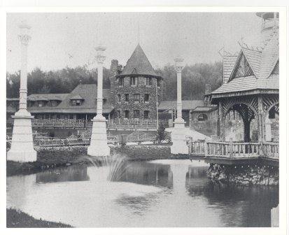 The Chautauqua grounds in 1891