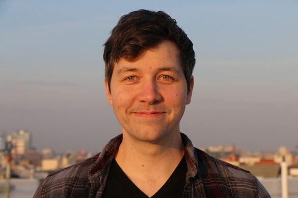Atlas Obscura co-founder Dylan Thuras
