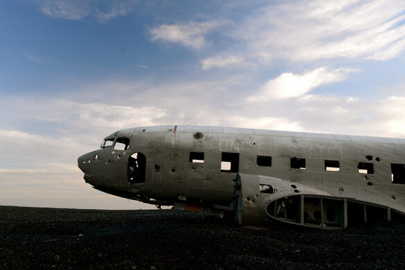 US Navy DC-3 Wreckage