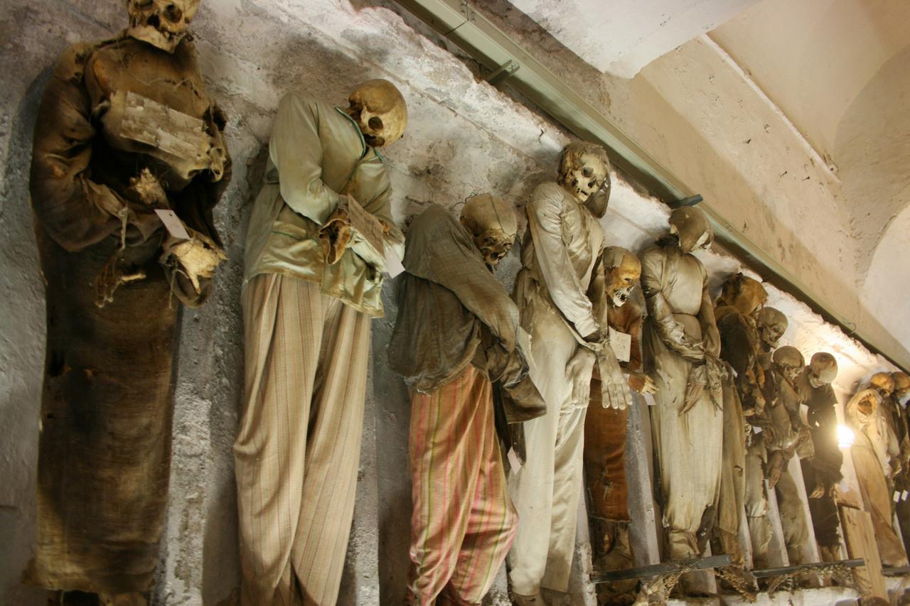 The Wide, Strange World of Modern Mummification - Atlas Obscura