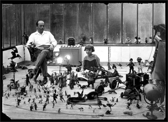 Starevich stop motion taxidermy