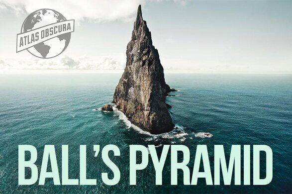Ball's Pyramis