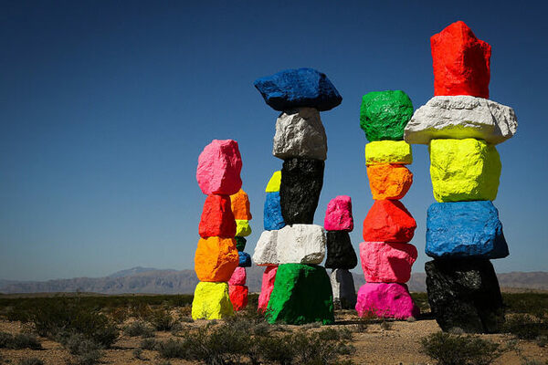 An Art Lover S Guide To Nevada Atlas Obscura