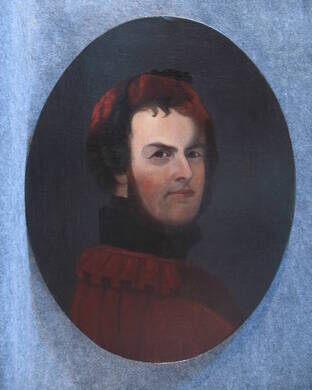 Self-portrait of William G. Williams
