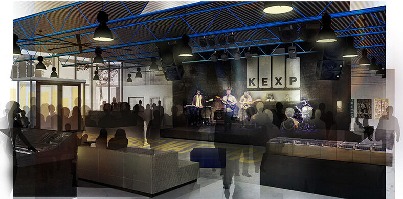 KEXP Gathering Space