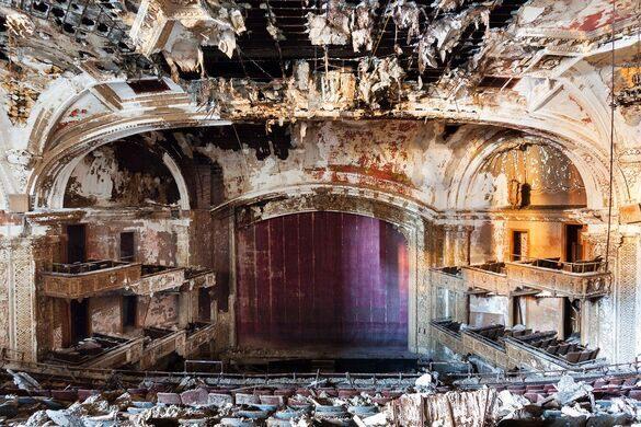 Adams Theatre, Newark, NJ