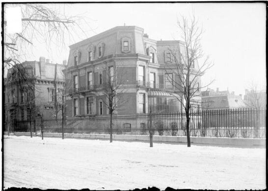 Marshall Field, Sr home at 1905 Prairie Avenue