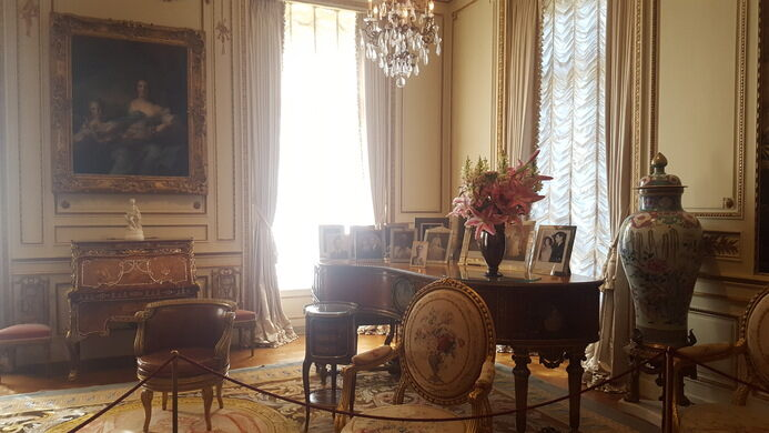 Hillwood Mansion French Parlor