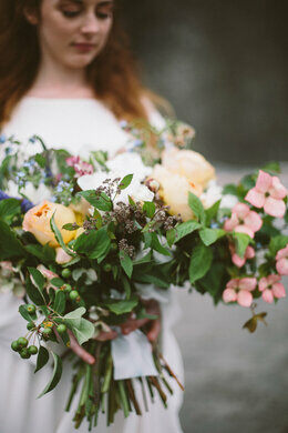 Bouquet from Thatch Floral