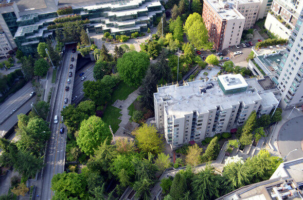 Freeway Park Overview