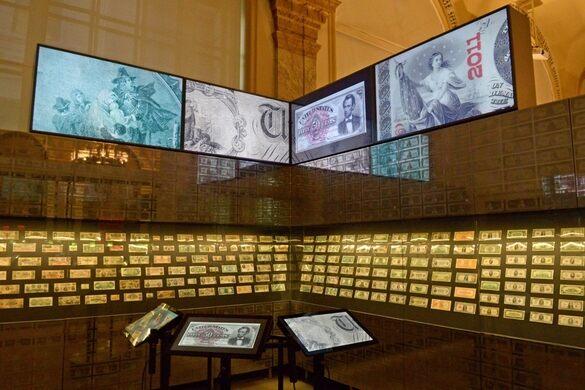 America in Circulation Exhibit