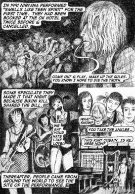 """Last Call"" comic panel"