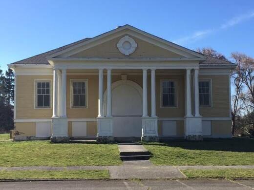 Fort Lawton Gymnasium