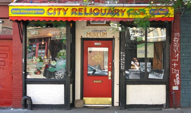 The City Reliquary
