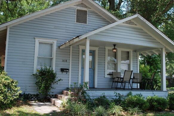 Jack Kerouac's house