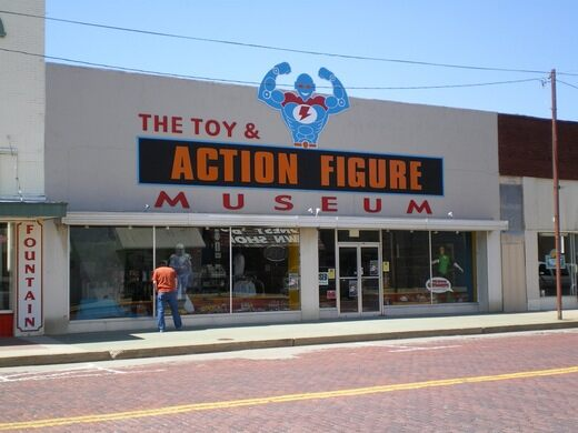 The Toy and Action Figure Museum