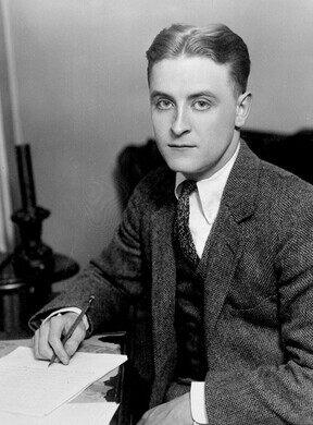 F. Scott Fitzgerald c. 1921