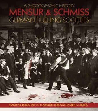 Mensur & Schmiss Front Cover