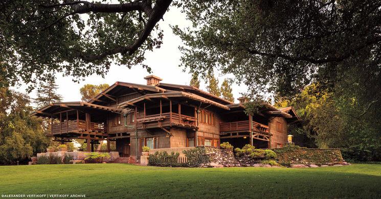 The Gamble House