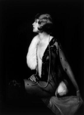 Muriel Finlay, Ziegfeld girl, by Alfred Cheney Johnston, ca. 1928