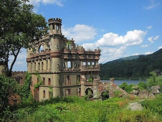 The Ruins of Bannerman