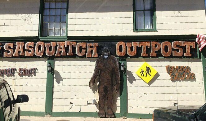 The Sasquatch Outpost in Bailey, CO