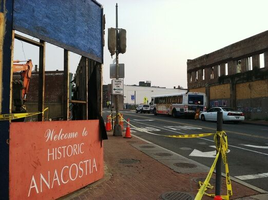 Welcome to historic Anacostia