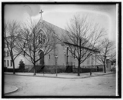St. Teresa Church, Anacostia, D.C.