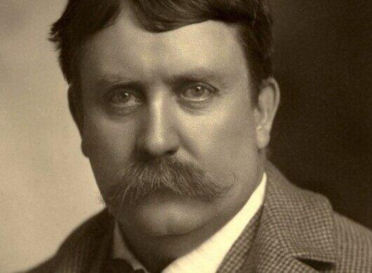 The great planner himself, Daniel Burnham