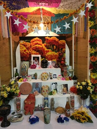 Altar for the dead