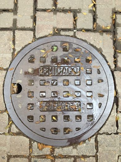 The city has a short but violent history of manhole explosions