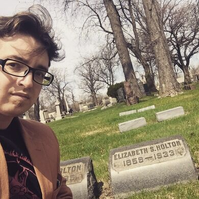 Graves of those who paths crossed with Holmes.