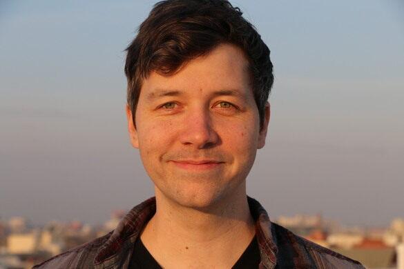 Atlas Obscura co-founder Dylan Thuras.