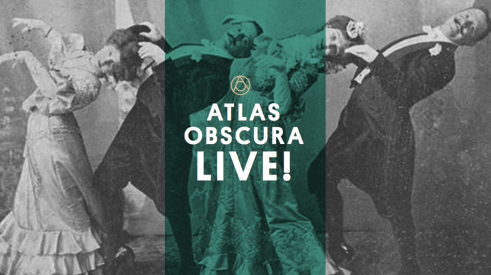 Celebrate the holidays with Atlas Obscura!