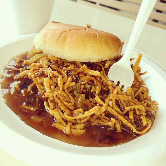 Chow Mein Lunch ***Crispy Noodle*** - Great Wall To Go