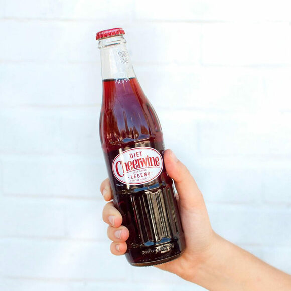 Cheerwine, since 1917.