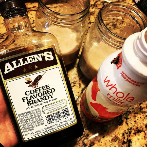 Allen's and milk has a fair few nicknames.