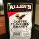 """""""This very popular favorite derives its character from natural flavor extracted from select imported coffee beans."""""""