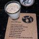 Moose Milk, alongside a recipe.