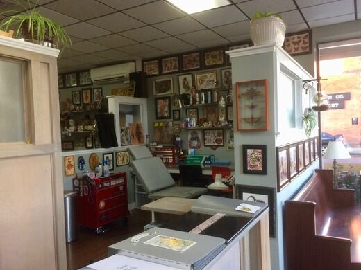 Rabid Hands tattoo studio