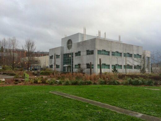 UW Fisheries building