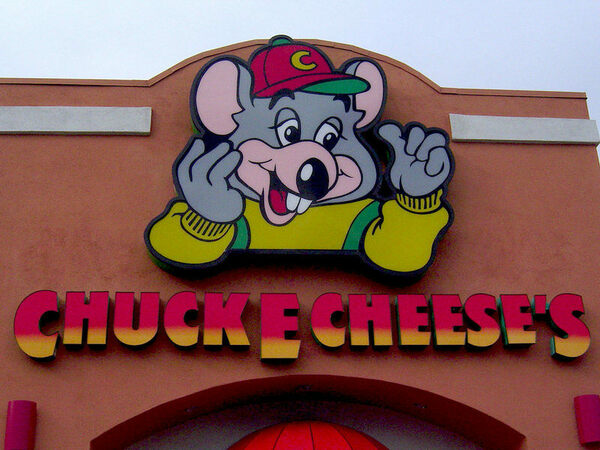 Why Chuck E Cheeses Has A Corporate Policy About