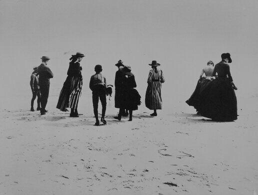 Coney Island, 1868
