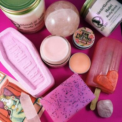 Witch Baby Soaps
