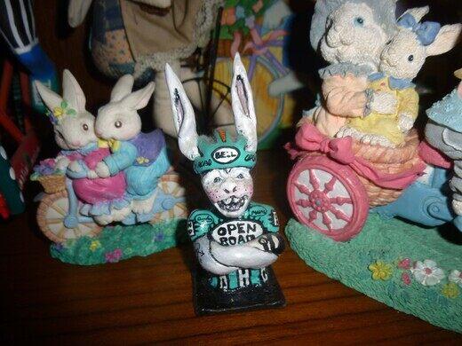 skater bunny