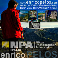 Profile image for Enrico Pelos Photography Writing